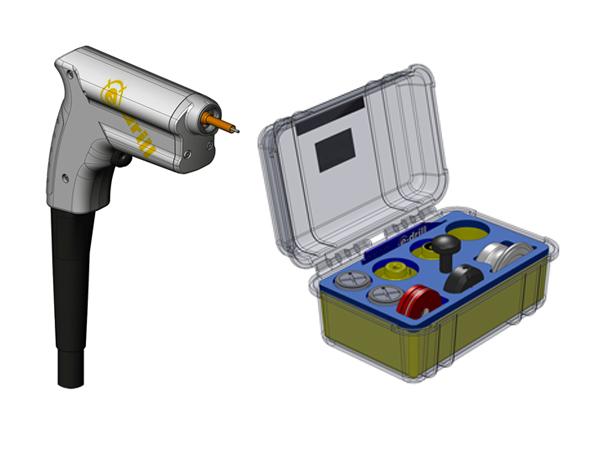 E-Drill CG Hand Tool Add-On Kit 2016