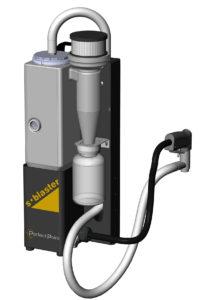 S-Blaster Coating Removal System