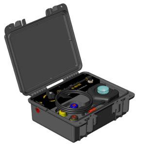 LED Vacuum Flush Head Locator Kit (Tri-Wing)