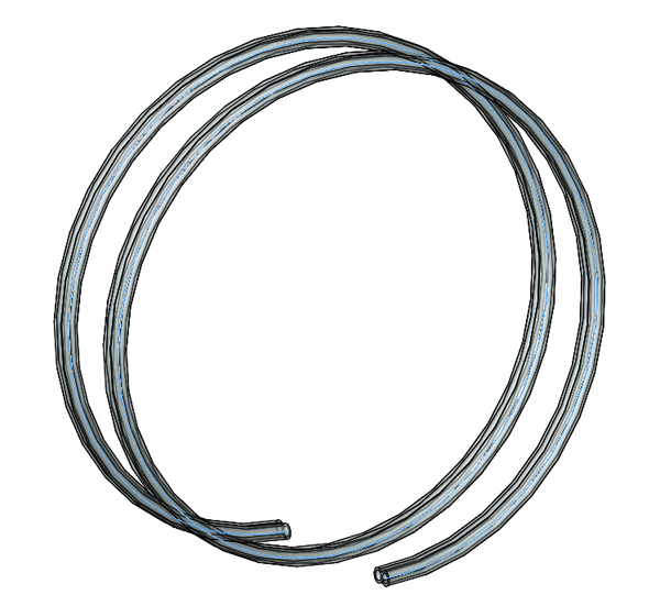 Fill/ Drain Tubing, 4 ft.