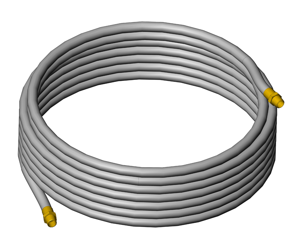 50 Ft. Anti-Static Air Hose