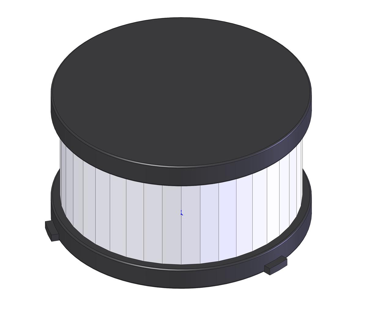 HEPA Filter (pack of 2)