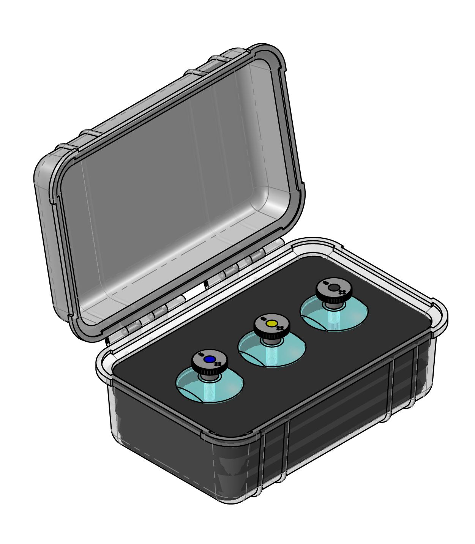 Blind Bolt Locator Kit